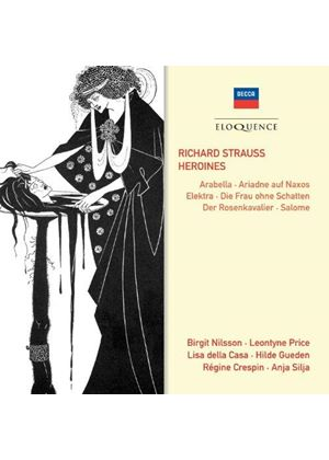 Richard Strauss: Heroines (Music CD)
