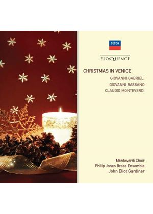 John Eliot Gardiner - Christmas in Venice (Music CD)