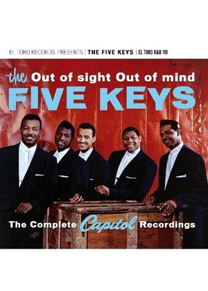 Five Keys (The) - Out Of Sight Out Of Mind - The Complete Capitol Recordings (Music CD)