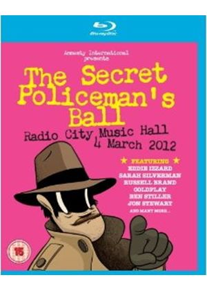 Secret Policeman's Ball 2012 (Blu-Ray)