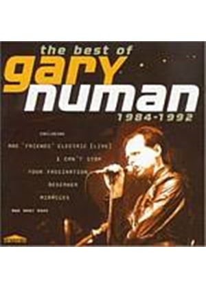 Gary Numan - The Best Of - 1984-1992 (Music CD)
