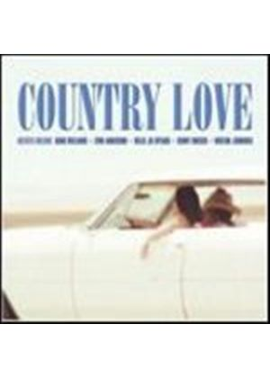 Various Artists - Country Love (Music CD)