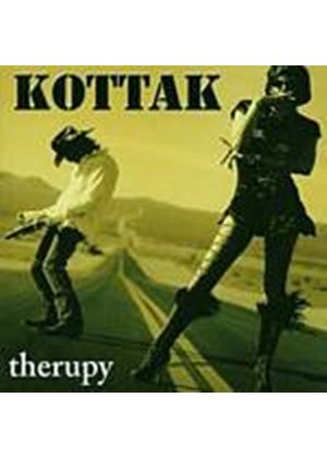 James Kottak - Therupy (Music CD)