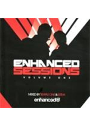 Various Artists - Enhanced Sessions Vol.1 (Mixed By Estiva & Temple One) (Music CD)