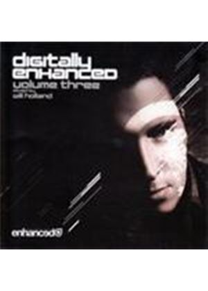 Various Artists - Digitally Enhanced Vol.3 (Mixed By Will Holland) (Music CD)