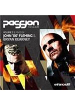 "Bryan Kearney - Passion Vol.2 (Mixed by Bryan Kearney/Mixed by John ""00"" Fleming) (Music CD)"