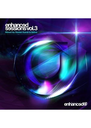 Various Artists - Daniel Kandi & Estiva Enhanced Sessions, Vol. 3 (Music CD)