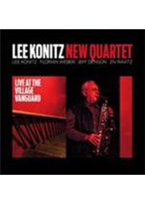 Lee Konitz New Quartet - Live At The Village Vanguard (Music CD)