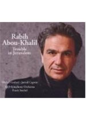Rabih Abou-Khalil - Trouble In Jerusalem (Music CD)