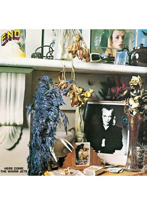 Brian Eno - Here Come The Warm Jets (Remastered) (Music CD)