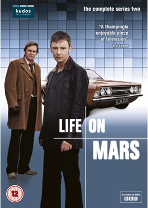 Life On Mars - Series 2 - Complete