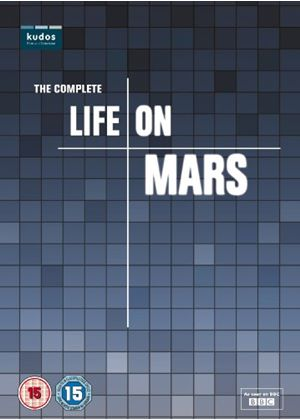 Life On Mars - Series 1 And 2 - Complete