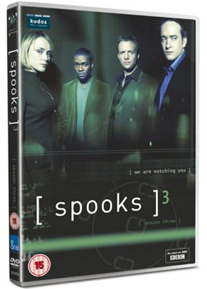 Spooks - Series 3 - Complete
