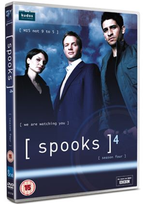 Spooks - Series 4 - Complete