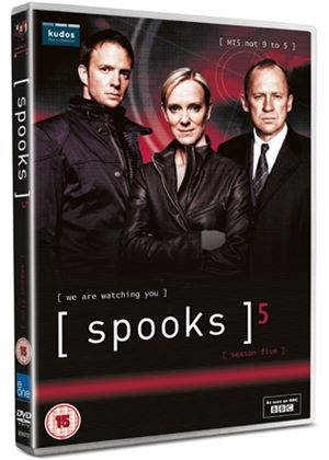 Spooks - Series 5 - Complete