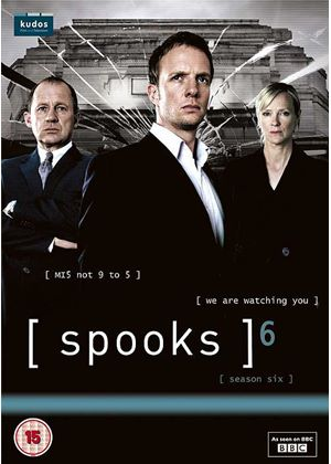 Spooks - Series 6 - Complete