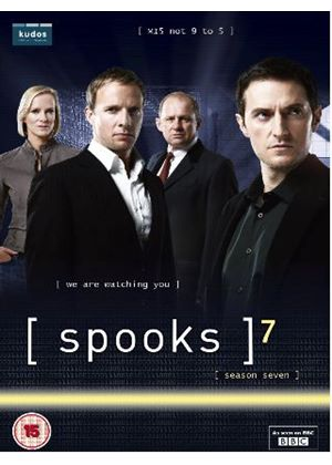 Spooks - Series 7 - Complete