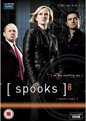 Spooks - Series 8 - Complete