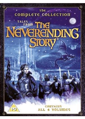 Tales From The Never Ending Story Complete Collection (4 disc)
