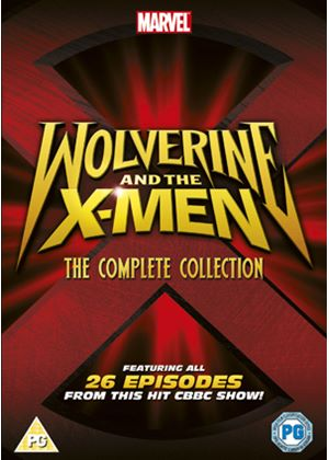 Wolverine And The X-men - Complete Collection