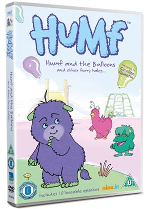 Humf Volume 1 - Humf and the Balloons and Other Furry Tales