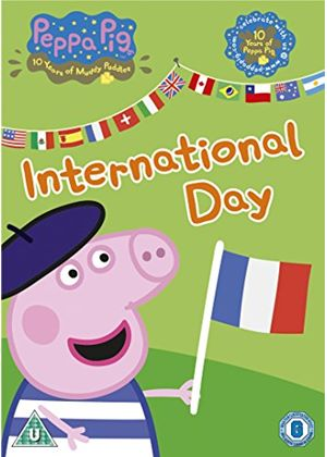 Peppa Pig Vol. 15 - International Day