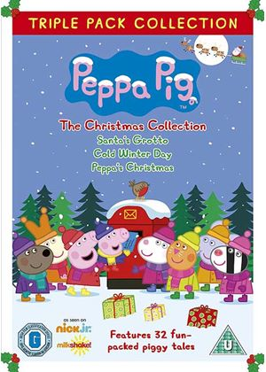Peppa Pig Triple - The Christmas Collection