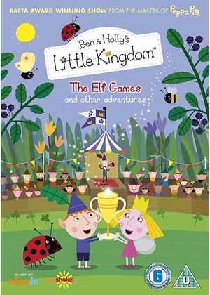 Ben and Holly's Little Kingdom Vol. 4 - The Elf Games