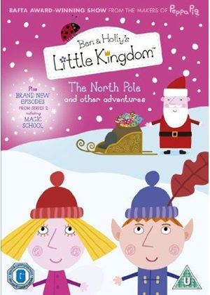 Ben And Holly's Little Kingdom - Vol.5 - The North Pole