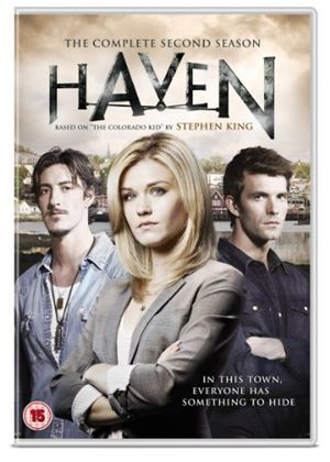Haven - Series 2 - Complete