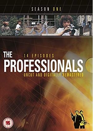 The Professionals - Series 1