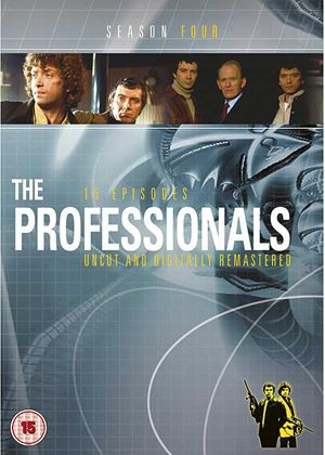 The Professionals - Series 4