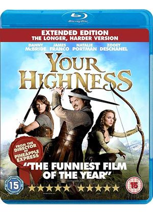 Your Highness - Extended Edition (The Longer, Harder Version) (Blu-ray)