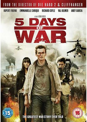 Five Days of War (2011)