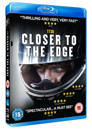 TT - Closer To The Edge (3D Blu-Ray) (Single Disc)