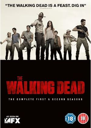 The Walking Dead - Series 1-2 - Complete