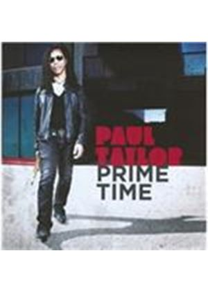 Paul Taylor - Prime Time (Music CD)