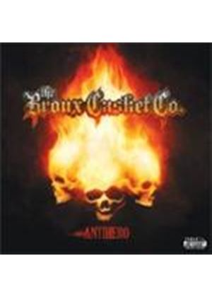 Bronx Casket Company (The) - Antihero (Music CD)