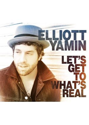 Elliott Yamin - Let's Get to What's Real (Music CD)
