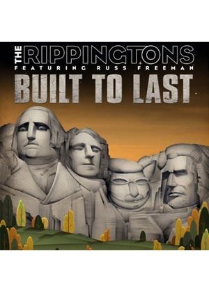 Rippingtons (The) - Built To Last (Music CD)