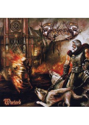 Andras - Warlord (Music CD)
