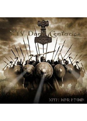 XIV Dark Centuries - Gzit Dar Faida (Music CD)