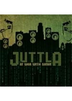 Juttla - At War With Satan (Music CD)