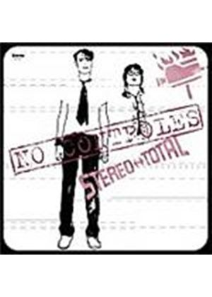 Stereo Total - No Controles (Music CD)