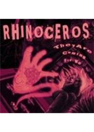Rhinoceros - They Are Coming For Me (Music CD)