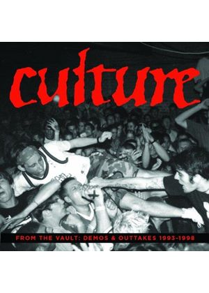Culture - From the Vault (Demos & Outtakes 1993-1998) (Music CD)