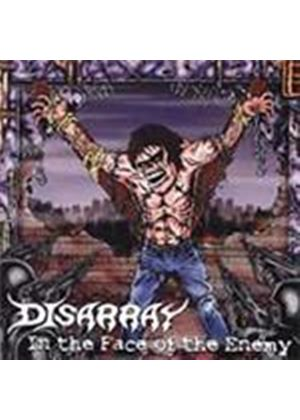 Disarray - In The Face Of The Enemy (Music CD)