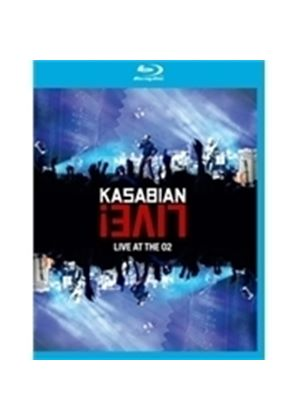Kasabian - Live At The O2 (Blu-Ray & CD)