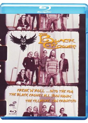 The Black Crowes - Black Crowes - Freak n Roll...Into The Fog (Blu-Ray)