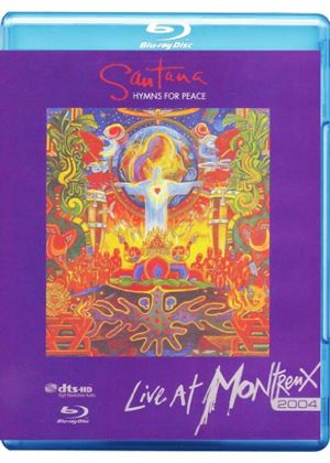 Santana: Hymns For Peace - Live At Montreux 2004 [Blu-Ray] (Music DVD)